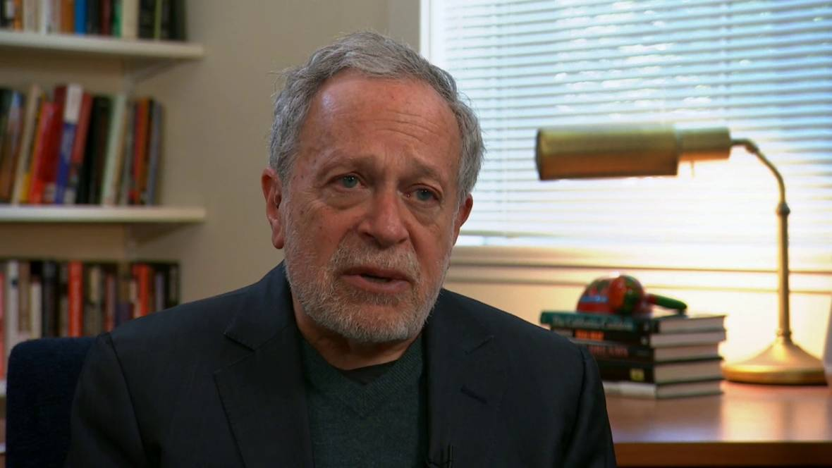Interview with Robert Reich