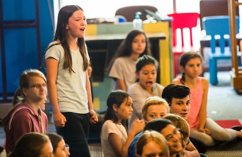 Bay Area Kids Find Joy, Community in Junior Musicals