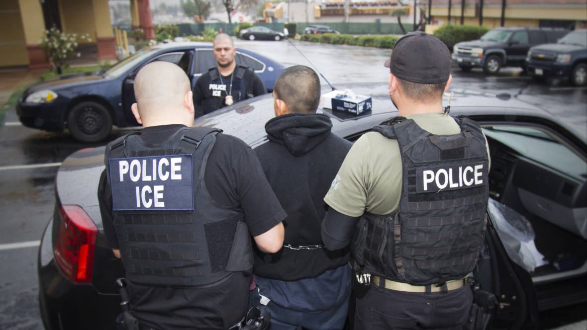 California's Sanctuary Law Drives Down Immigration Arrests at Jails By 41 Percent
