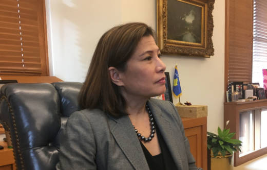 California Supreme Court Chief Justice Tani Cantil-Sakauye.