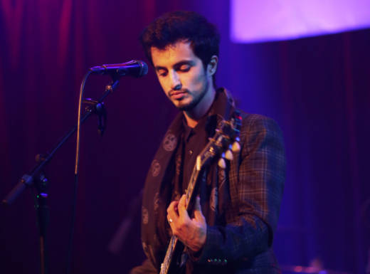 Sulyman Qardash is the lead singer and guitarist of Afghanistan's first rock band, Kabul Dreams. The band is now based in Oakland.