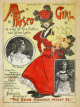 "Sheet music from 1897 is among the earliest known documents that uses the word ""Frisco."""