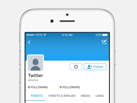 Sometimes you've gotta crack a few eggs. Twitter's new default avatar is aggressively generic.