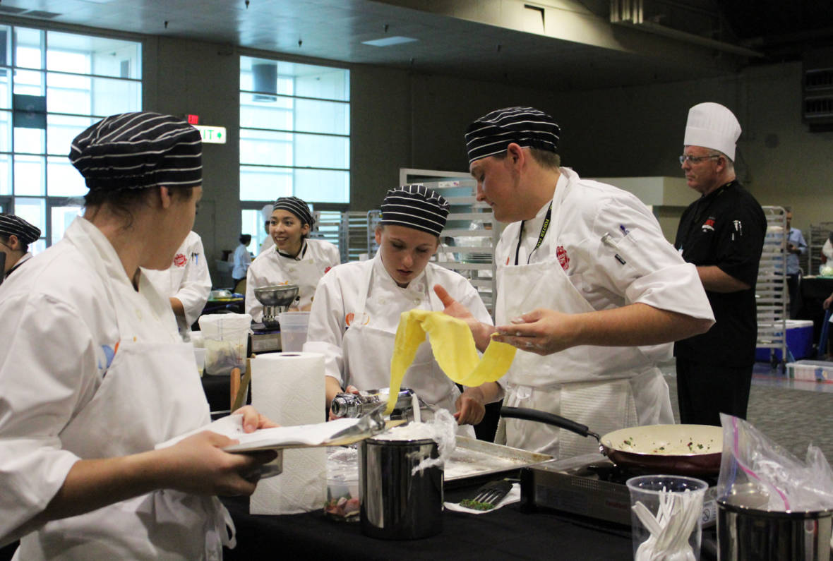 From Underdog to State Champs, Tiny High School Team Heads to Cooking Nationals