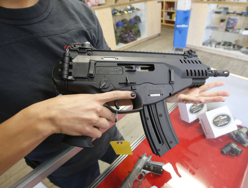 NRA, Gun Owners Sue Over Expanded Assault Rifle Ban