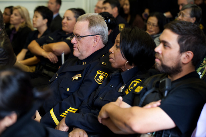 While Berkeley Council Votes on Hiring New Police Chief, Some Ask for More Transparency