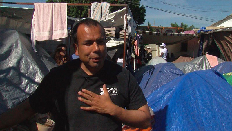 Missing San Diego Activist Recovering After Being Found Wounded in Mexico