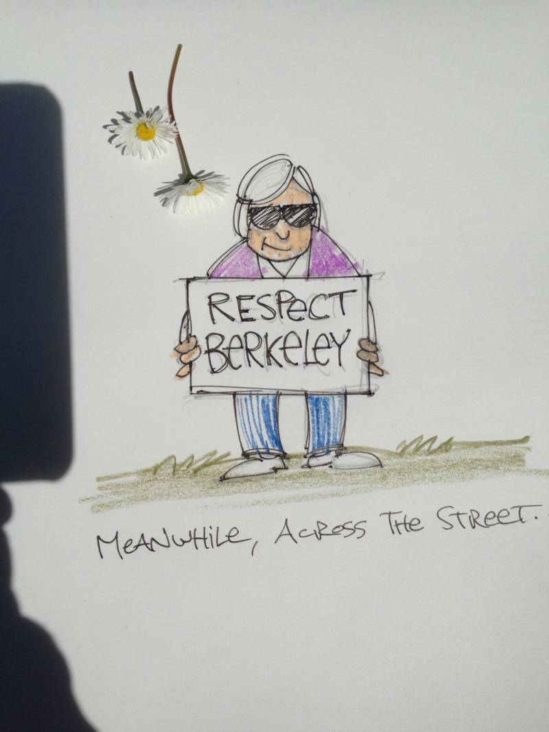 Respect Berkeley-qut