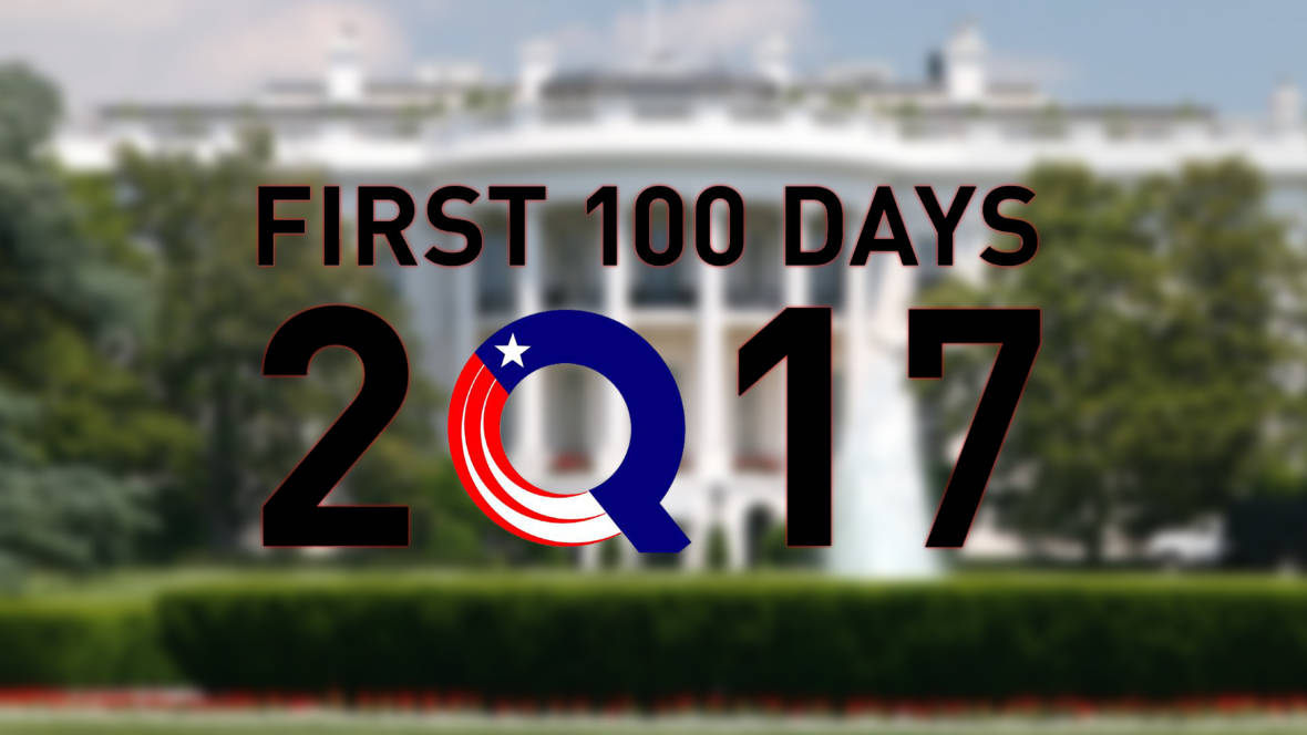 KQED Newsroom Special: Trump's First 100 Days
