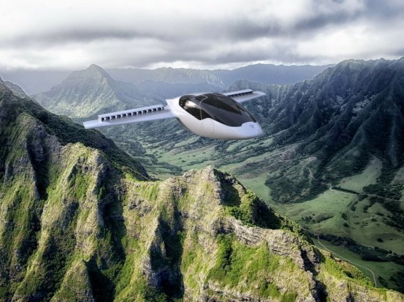 Lilium Aviation is already testing its all-electric personal jet, which takes off and lands vertically.