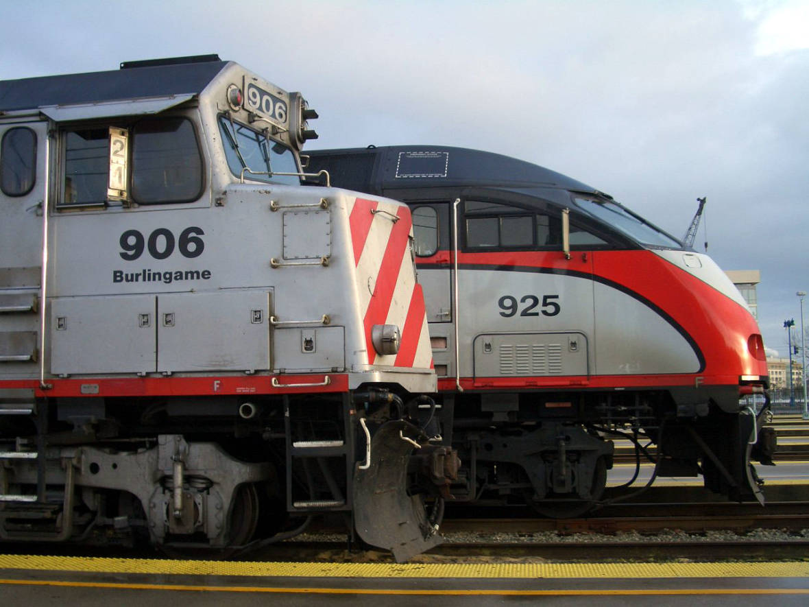 Feds Approve $647 Million Grant for Caltrain Electrification Project