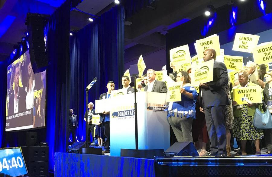 Party Insider Claims Democratic Chair After Dramatic Race