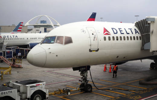In yet another incident that could prove a public relations nightmare for an airline, a Huntington Beach couple has come forward claiming they were kicked off an overbooked Delta flight for refusing to give up their child's seat.