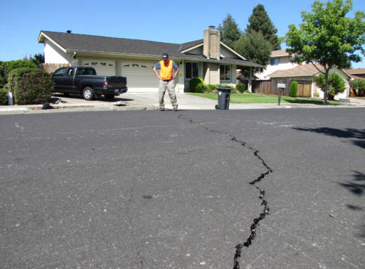 The 6.0-magnitude earthquake that shook Napa and surrounding communities in August 2014 was the largest to hit the Bay Area in 25 years.