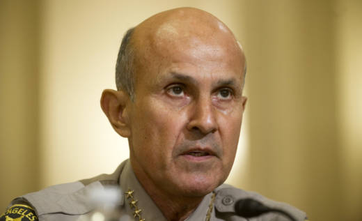 Lee Baca was convicted in March of obstruction of justice, conspiracy and lying for hiding an informant from FBI agents investigating the abuse of L.A. County jail inmates.