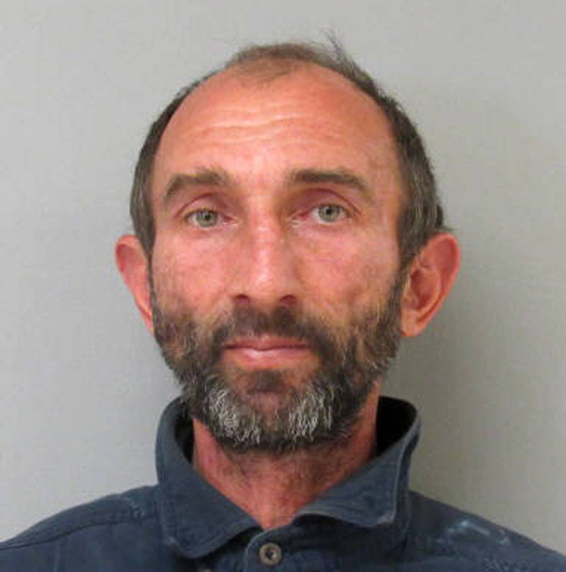 The suspect in the beehive theft, 51-year-old Pavel Tveretinov.