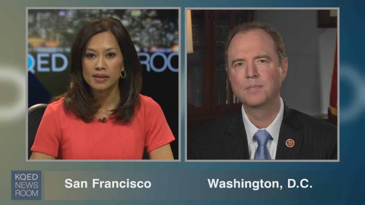 Trump Administration a 'Disaster' for California, Says Congressman Adam Schiff