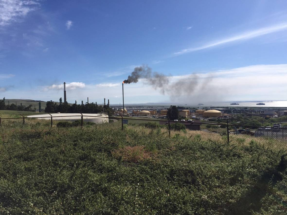 Valero Outage Prompts Benicia to Consider Industrial Safety Ordinance