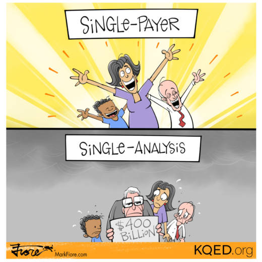 Single-Payer by Mark Fiore