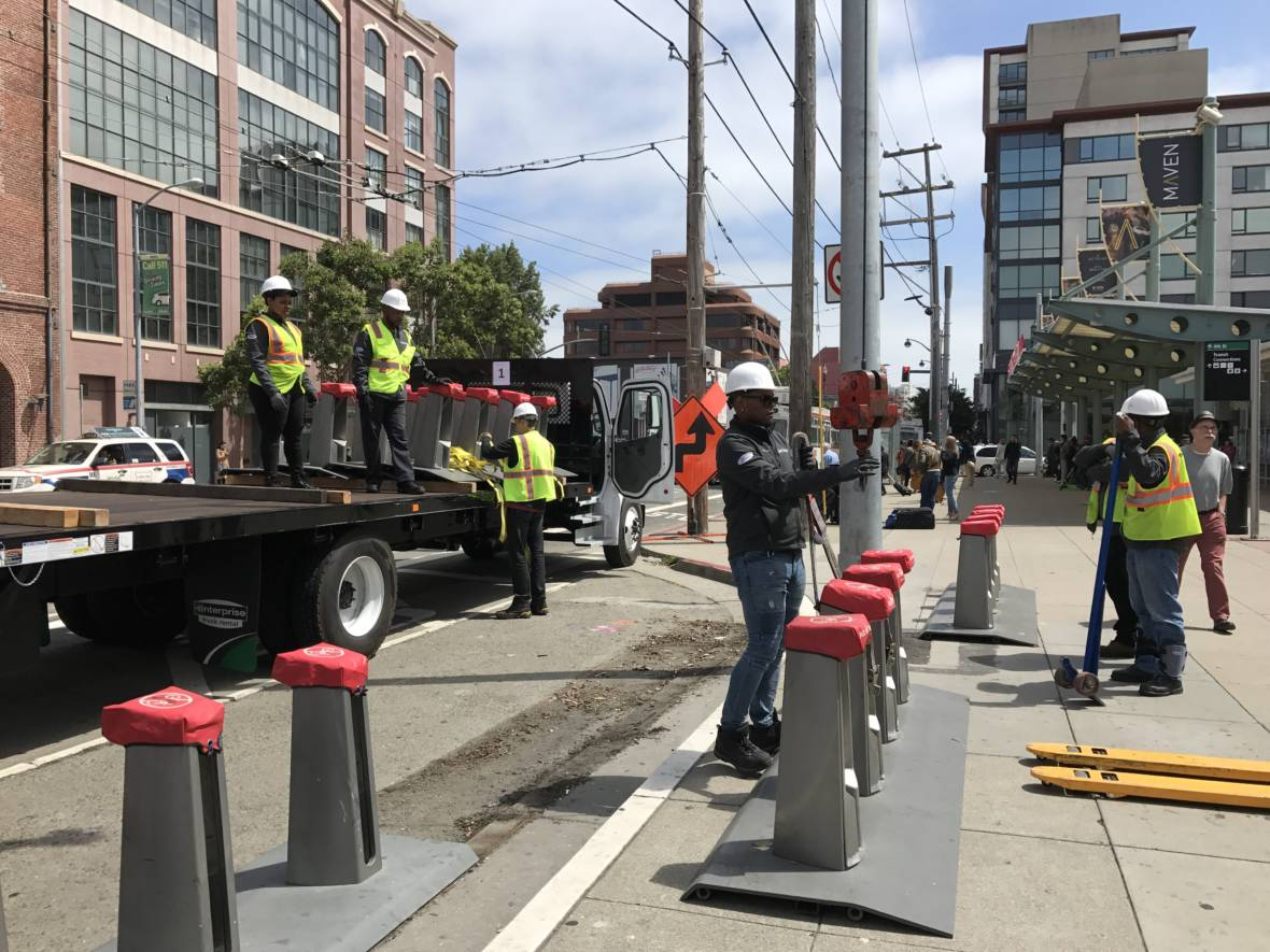 Ford GoBike Hits S.F. Streets, Political Potholes and All