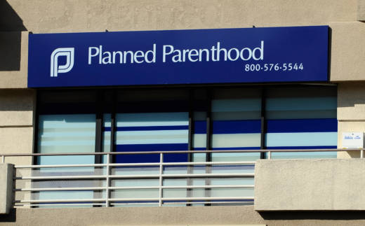 Planned Parenthood offices in Burbank.