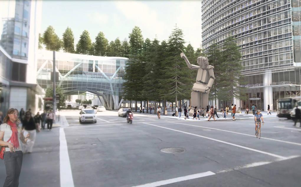S.F. Cancels Multimillion-Dollar Transbay Terminal Art Project
