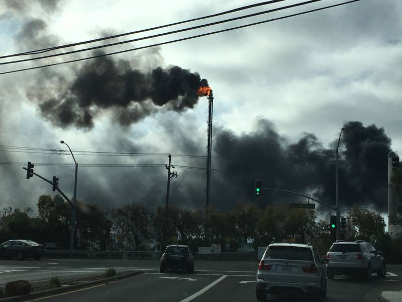 State Senate Bill Would Triple Penalties for Refinery Air Violations