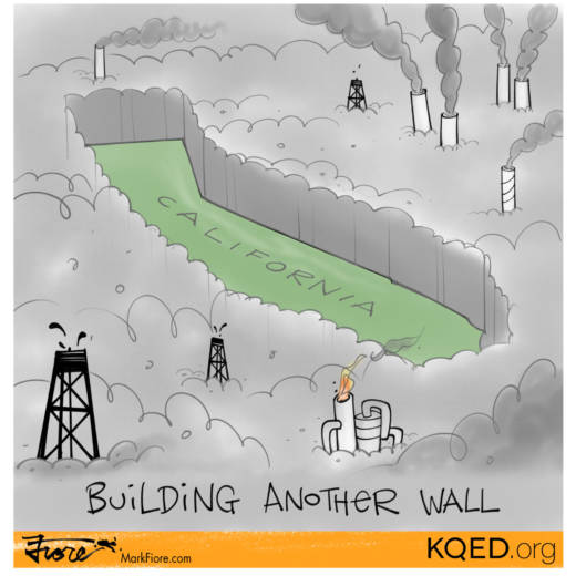 Building Another Wall by Mark Fiore