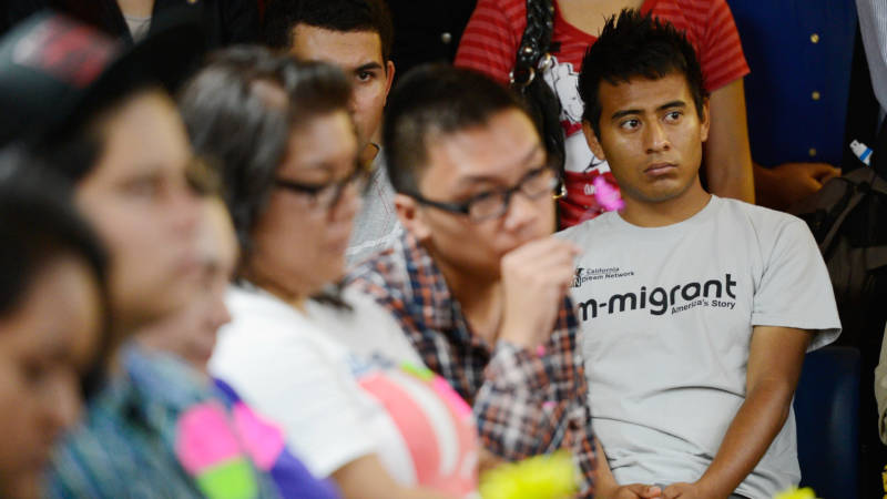 Anxiety Grows as Uncertainty Clouds the Future of DACA