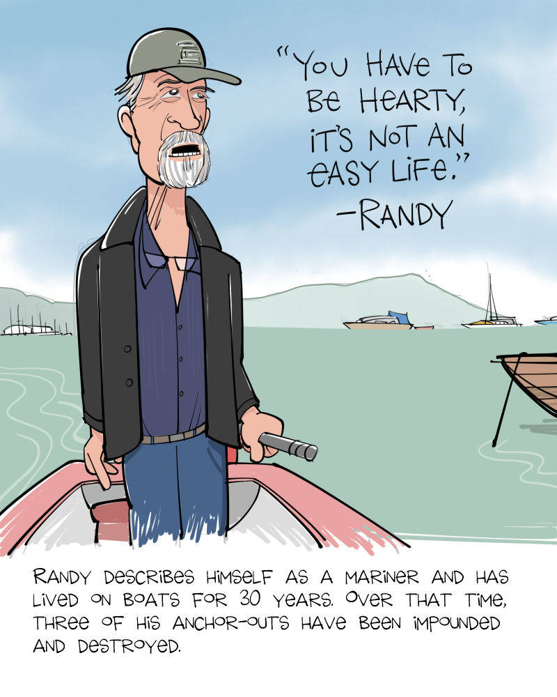 Hearty Randy by Mark Fiore