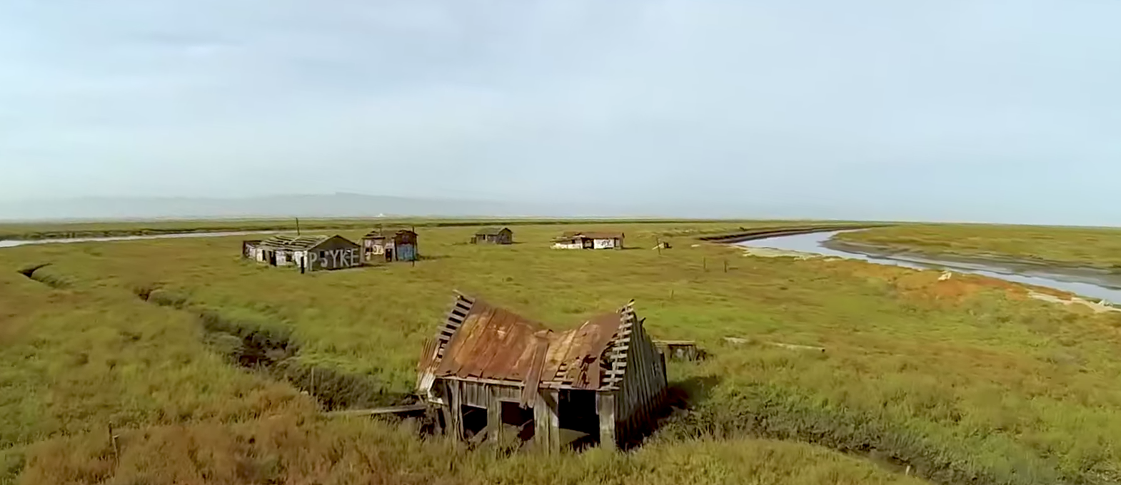 LISTEN: The Island Ghost Town in the Middle of San Francisco Bay