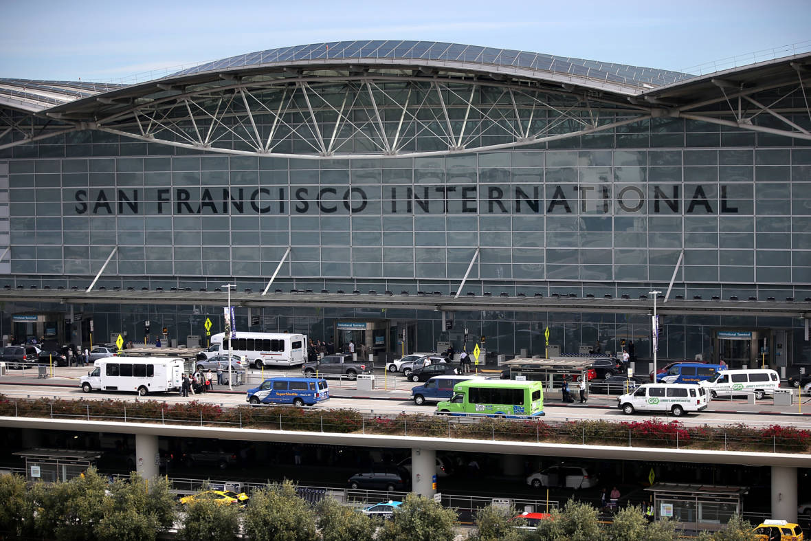 California Airports Create Contingency Plans as Government Shutdown Continues