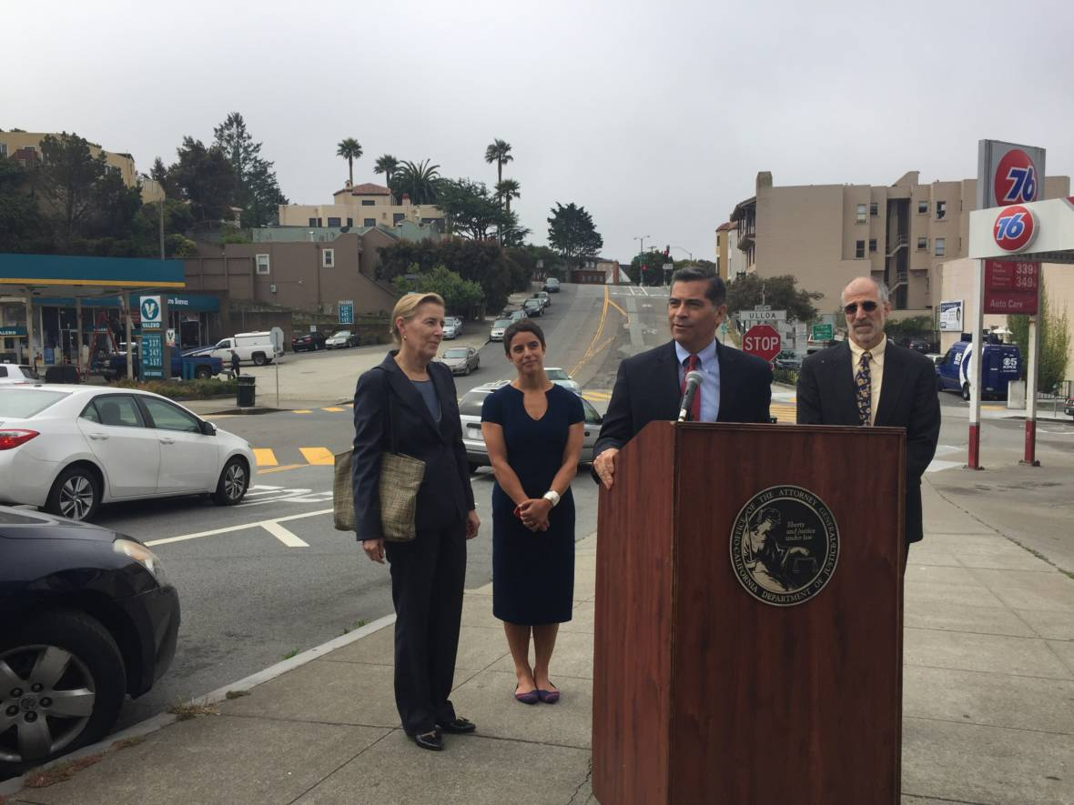 California Attorney General Sues to Stop Sale of Martinez Oil Terminal