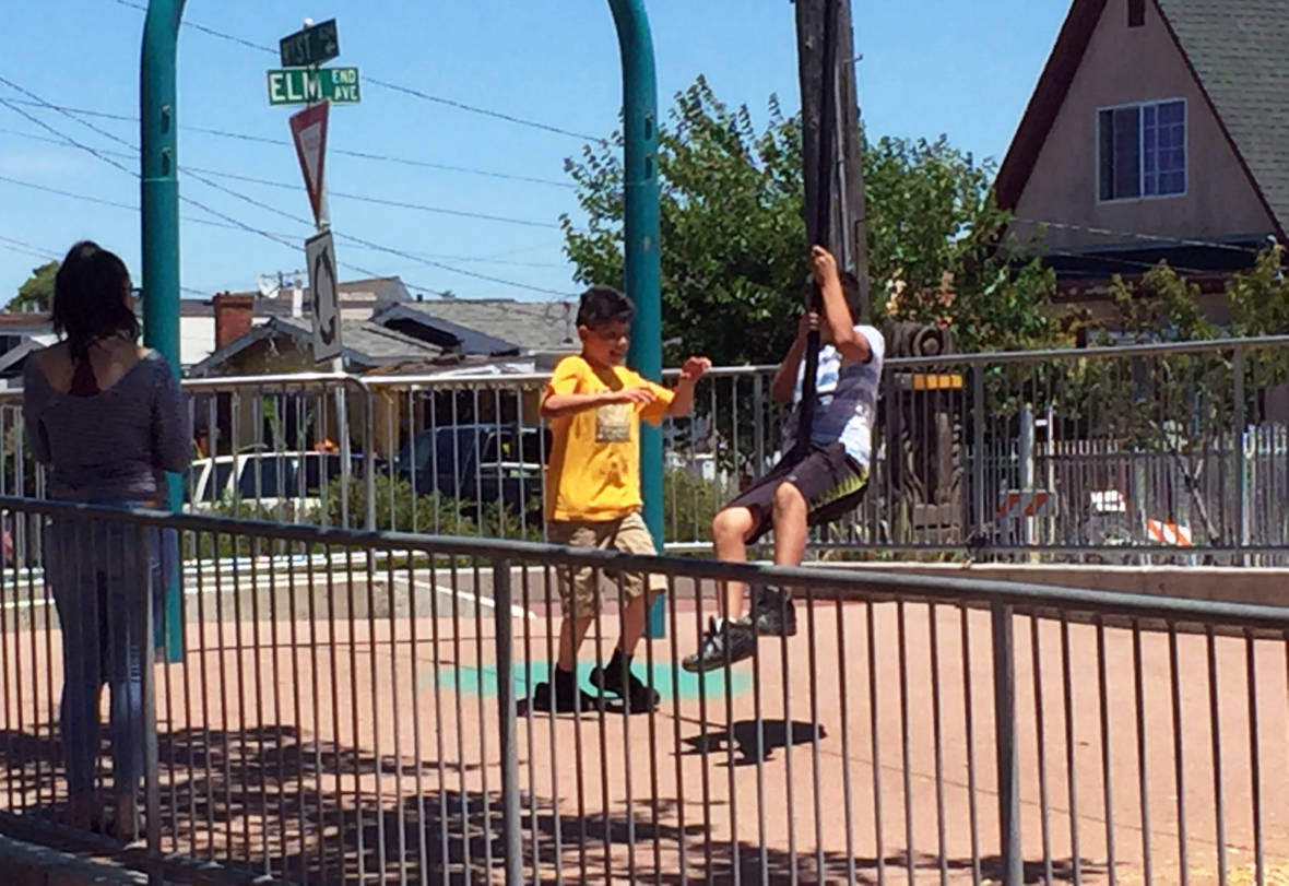 Group Aims to Make Safe Places for Low-Income Kids to Play in L.A.
