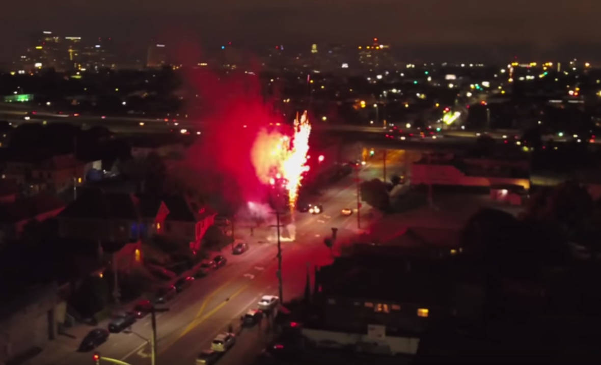 'Worst Ever' Year for Illegal Fireworks and Gunfire Shocks Oakland, Bay Area