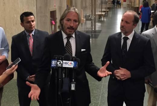 Juan Francisco Lopez Sanchez's defense attorneys Matt Gonzalez and Francisco Ugarte are seeking the testimony of Bureau of Land Management Ranger John Woychowski.