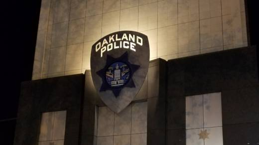 Oakland Police Department headquarters on Nov. 12, 2016.