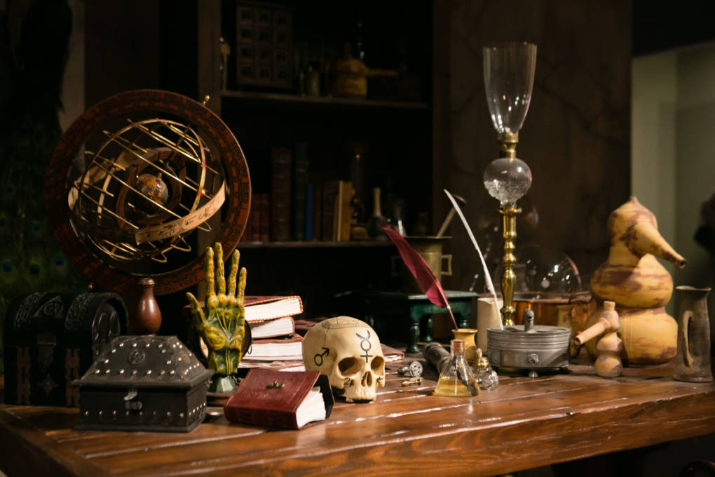 The local order of Rosicrucians is planning a new museum to focus on alchemy.