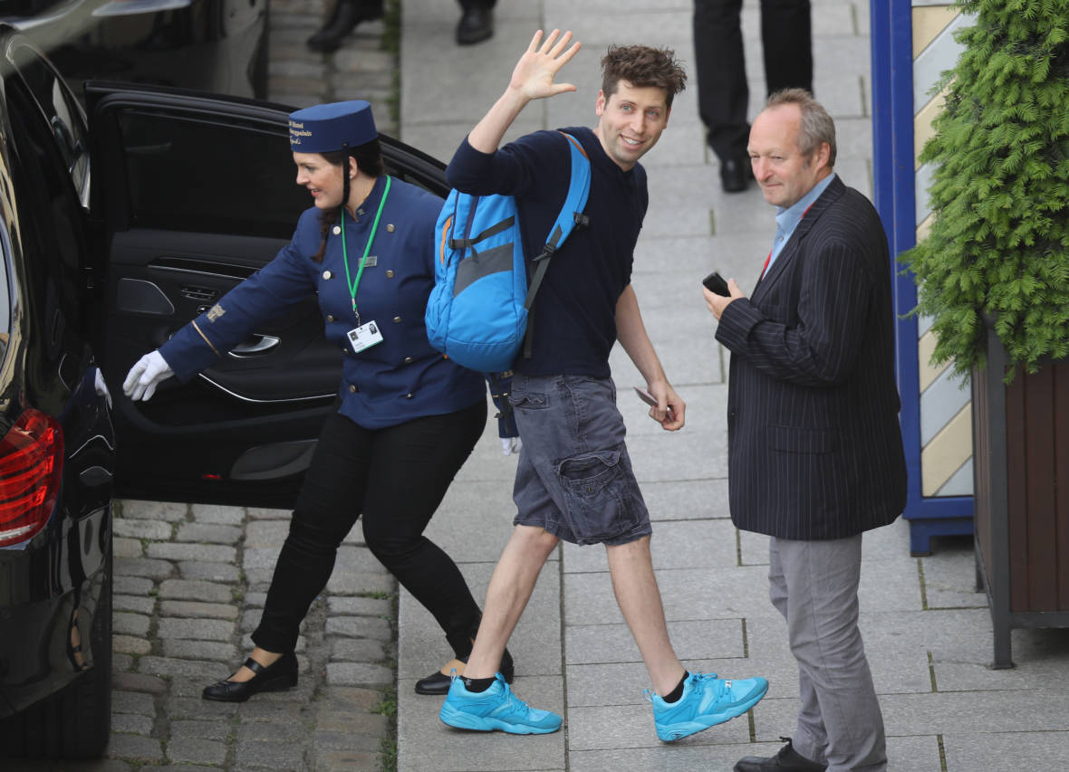 The United Slate of Sam Altman: A Tech Investor's Call for Candidates