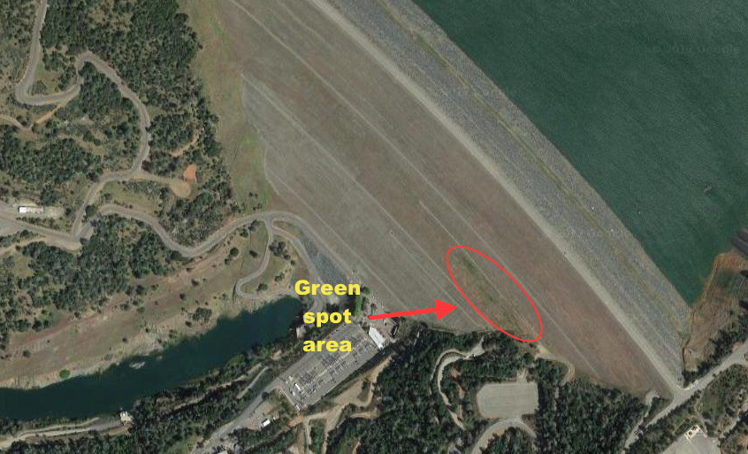 Is 'Green Spot' a Sign of More Trouble for Oroville Dam? | The