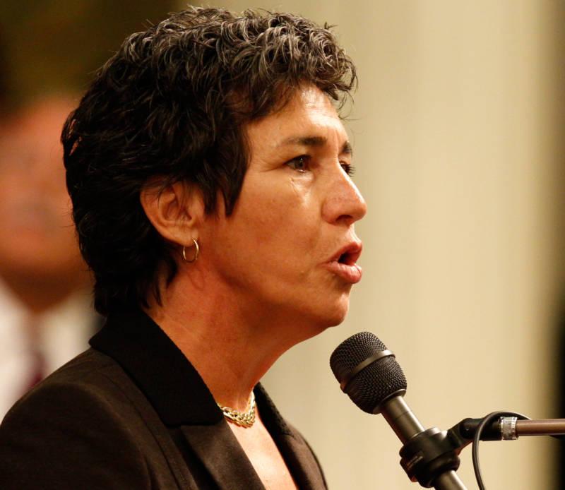 Assemblywoman Susan Eggman