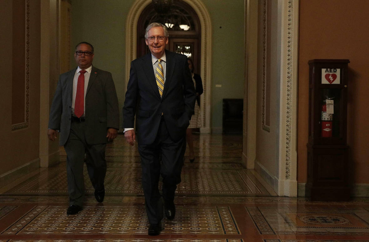 Senate Health Care Bill Revisions Released in Attempt to Appease GOP Critics