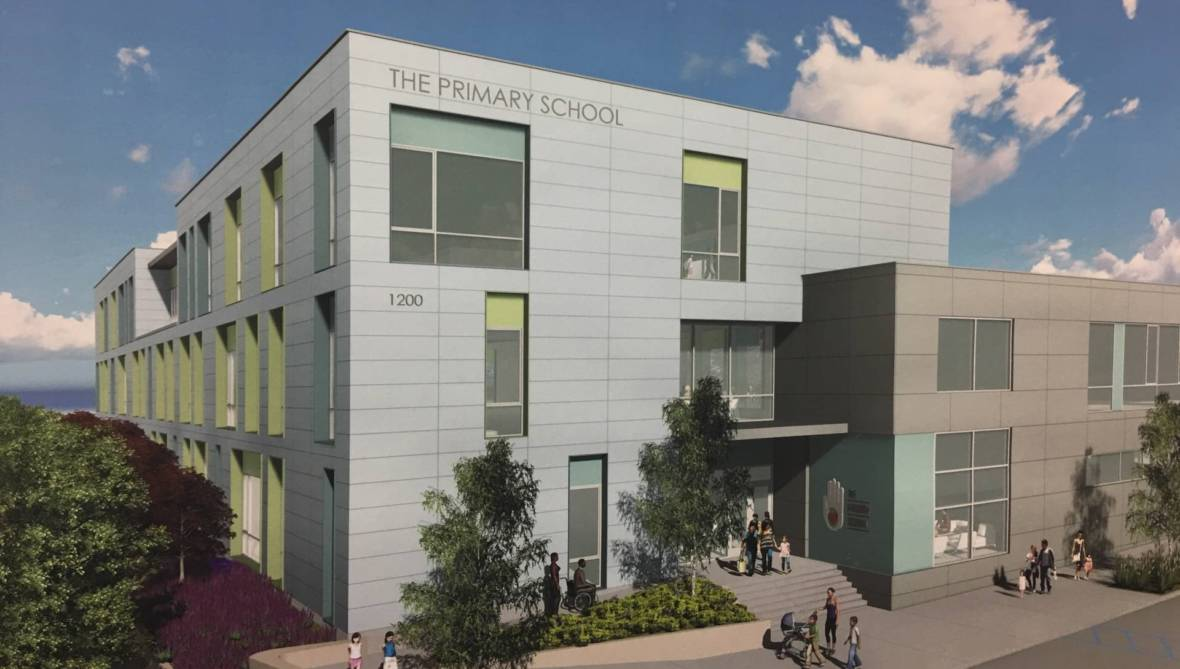 A Sneak Peek at Plans to Expand the Priscilla Chan School