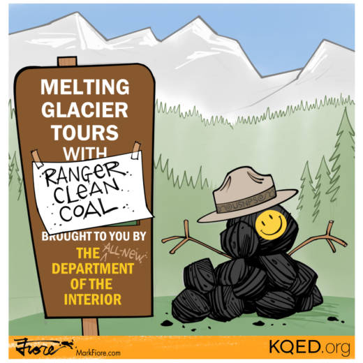 Ranger Clean Coal by Mark Fiore