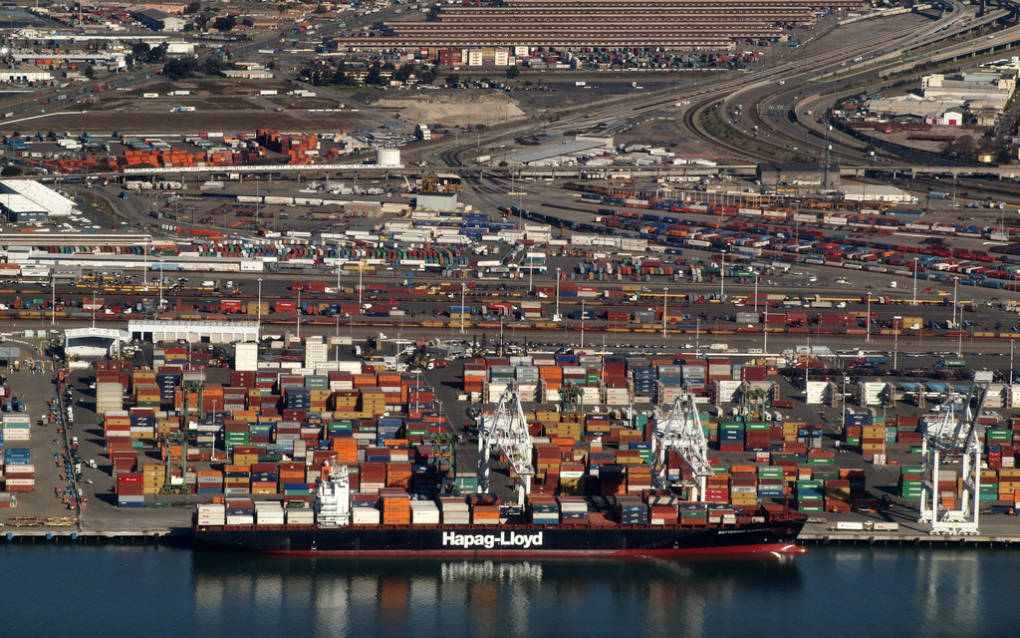 What Gets Shipped Through the Port of Oakland?
