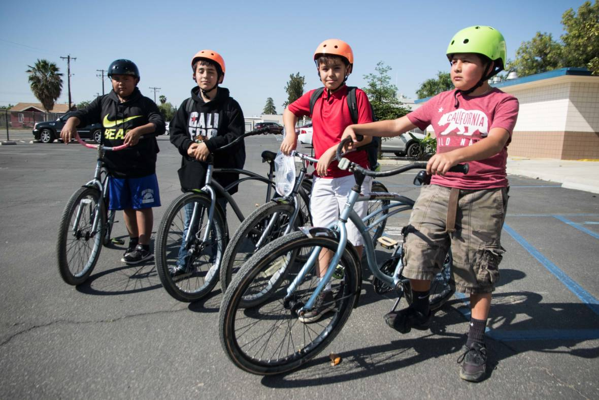 From 'MOOP' to Middle School: The Life Cycle of a Burning Man Bicycle