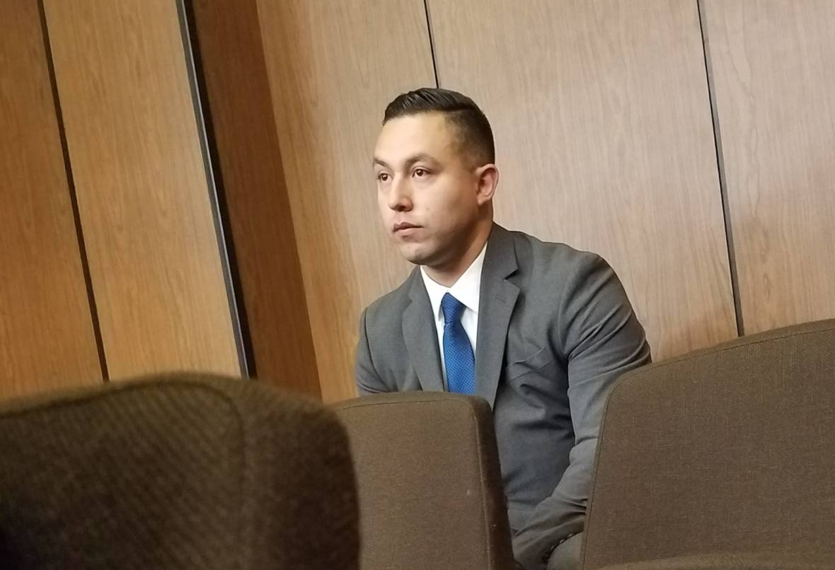 Former Contra Costa Deputy Charged with Sex with a Minor in Exploitation Case