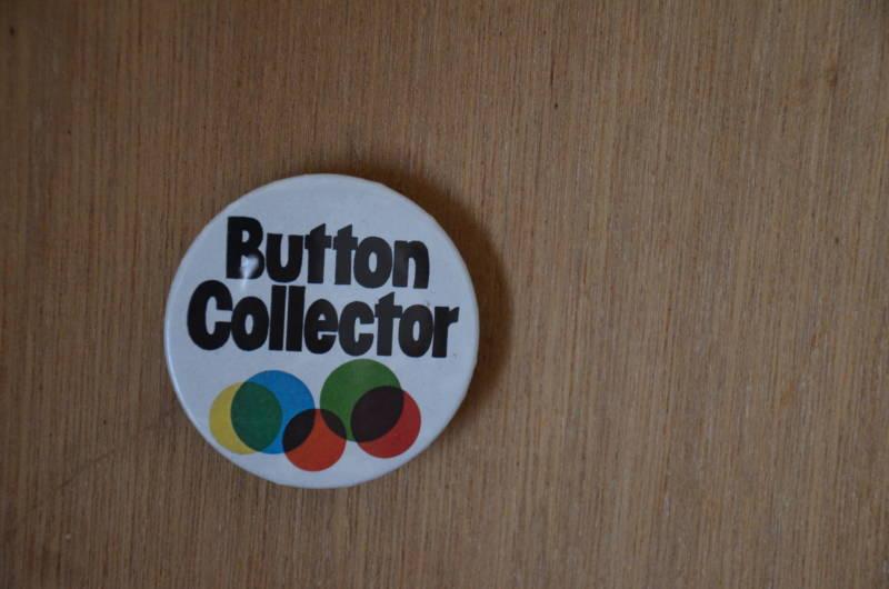 Do You Know the Button Man? He Lives in Sebastopol