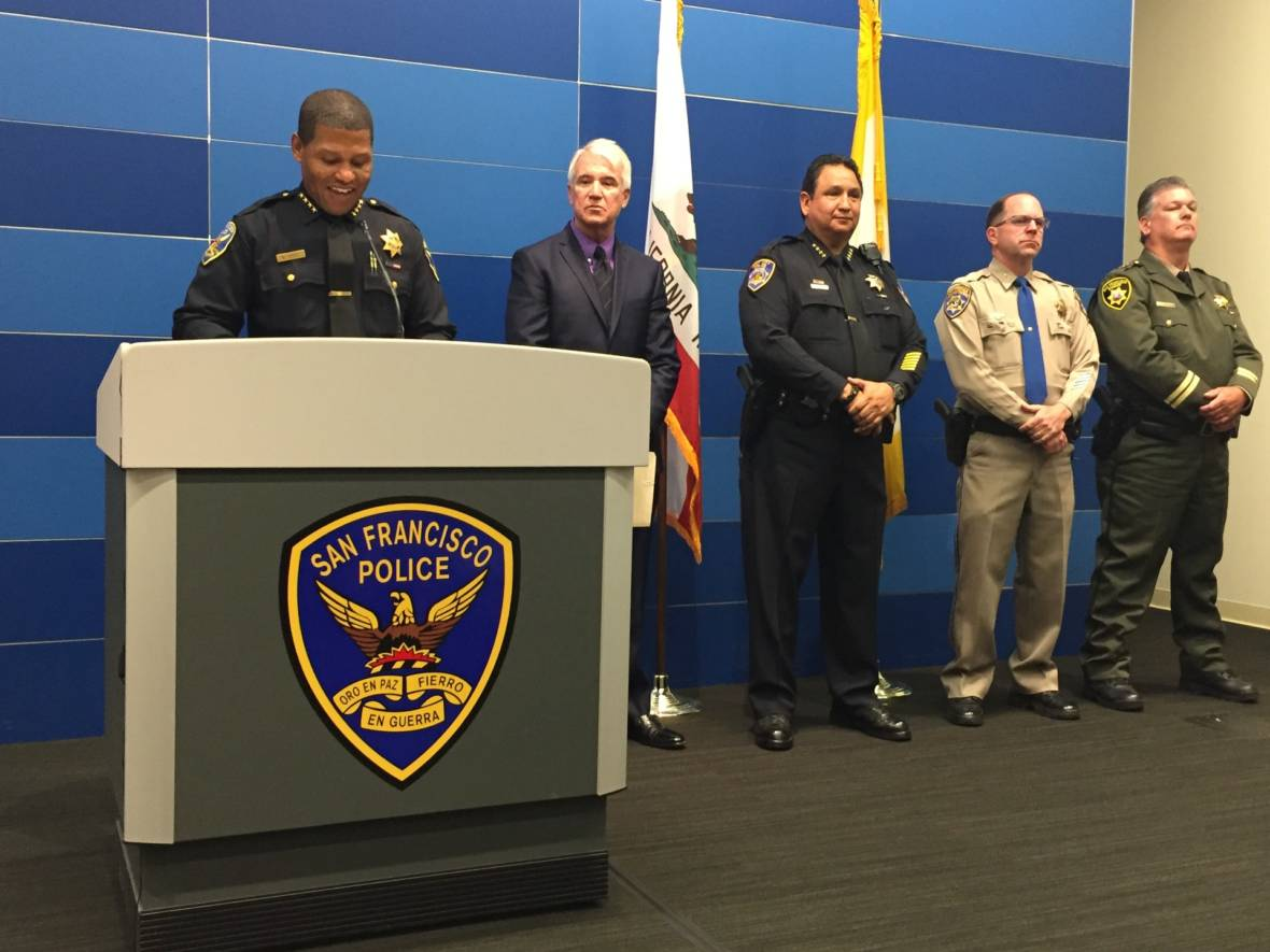 Joint Bay Area-Federal Operation Nets 75 Arrests on Gun, Drug Charges