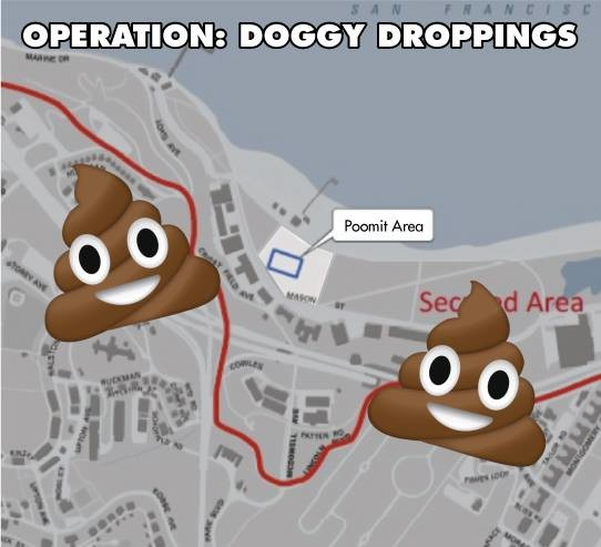 Dog Owners Plan Poop Protest of Far-Right Rally at Crissy Field
